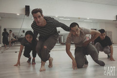 New Zealand choreographer stages dance on Central Highlands