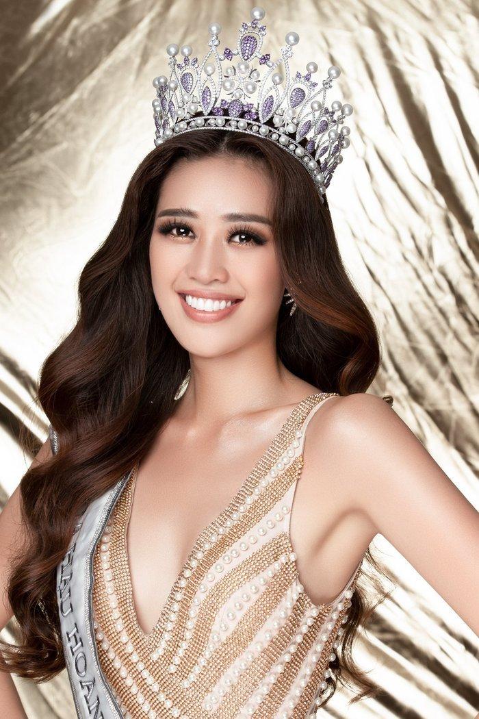 Bất ngờ với nhan sắc của Hoa hậu Khánh Vân thời cấp ba