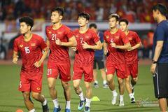 U22 Việt Nam 0-0 U22 Indonesia: Tiến Linh, Đức Chinh đá chính (H1)