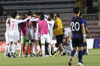 Video bàn thắng U22 Campuchia 2-2 U22 Myanmar (pen 4-5)