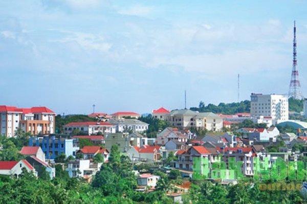 Thị xã Gia Nghĩa phấn đấu hoàn thành xây dựng NTM trong năm 2019