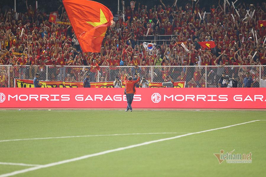 U22 Việt Nam nhận mưa tiền thưởng sau tấm HCV SEA Games