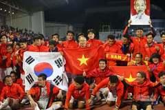 """HLV Park Hang Seo: """"Chiến thắng này là của nhân dân Việt Nam"""""""