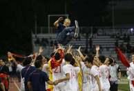 """HLV Indonesia: """"U22 Việt Nam quá mạnh, vô địch xứng đáng"""""""