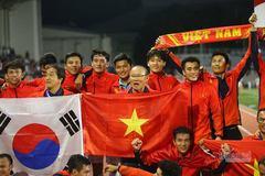 Lịch trình của U22 Việt Nam sau khi giành HCV SEA Games 30
