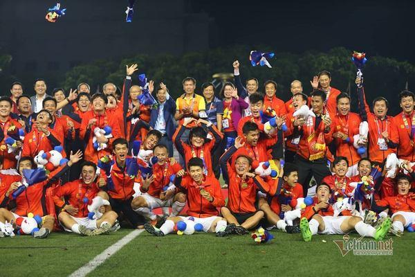 Bảng tổng sắp huy chương SEA Games 30 chung cuộc