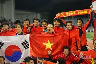 Từ Nga, Chủ tịch QH gửi thư chúc mừng 2 đội tuyển bóng đá