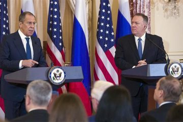 Nga khoe tăng mạnh thương mại với Mỹ, Washington quyết không nới cấm vận