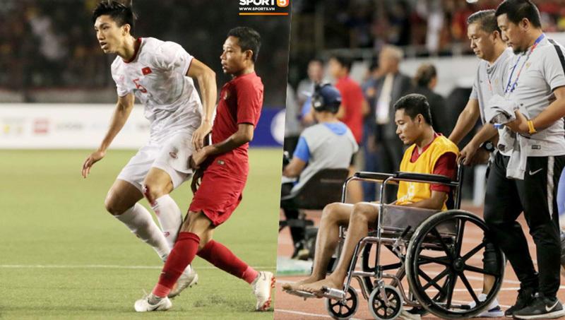 'Messi Indonesia' lên tiếng về chấn thương, không trách Văn Hậu