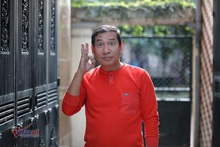 Quang Thắng: 'Nhà 30m2 ở Hà Nội không phải vấn đề khiến vợ con về quê'