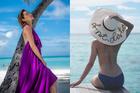 Hoa đán Hong Kong bán nude ở Maldives