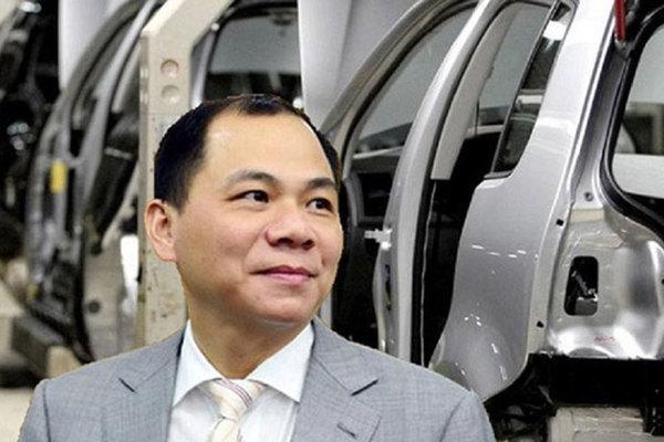 Tỷ phú Phạm Nhật Vượng chia tách doanh nghiệp 2,6 tỷ USD