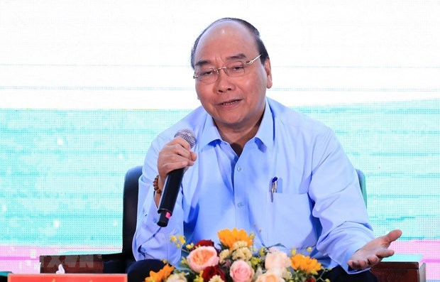 Prime Minister Nguyen Xuan Phuc,Vietnamplus,Vietnam News Agency,Mekong Delta city of Can Tho,Vietnam Farmers Union,Ministry of Agriculture and Rural Development,dialogue