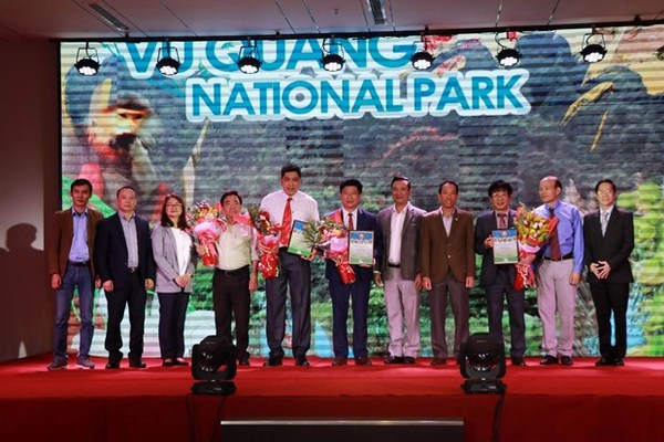 Vietnam has four new ASEAN Heritage Parks