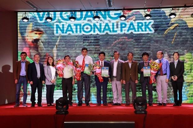 Vietnam has four new ASEAN Heritage Parks
