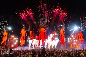 'Chốt' 2019 cực đỉnh bằng sinh nhật Yamaha Ravolution Music Festival