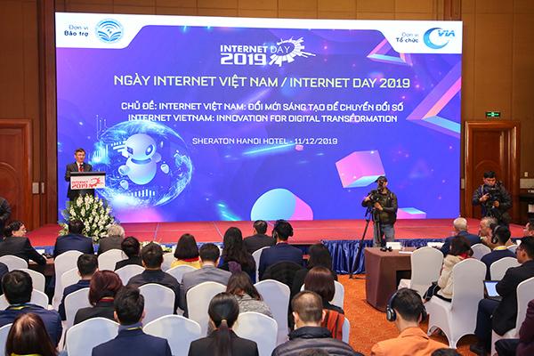 Chuyển đổi số,Internet Việt Nam,Cách mạng Công nghiệp 4.0