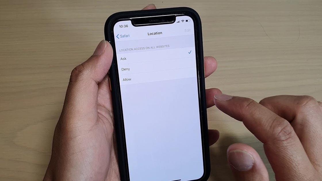 Lỗi GPS trên iPhone 11 khiến ứng dụng bản đồ trục trặc