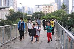 Hanoi to build ten pedestrian bridges