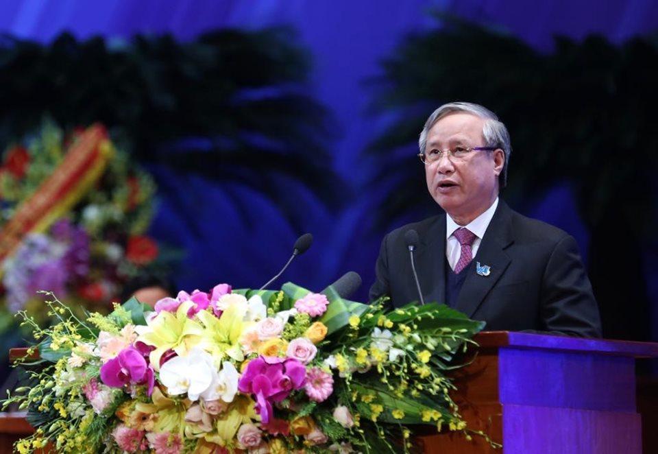 'Chiến thắng của đoàn thể thao Việt Nam là chiến công của thanh niên'