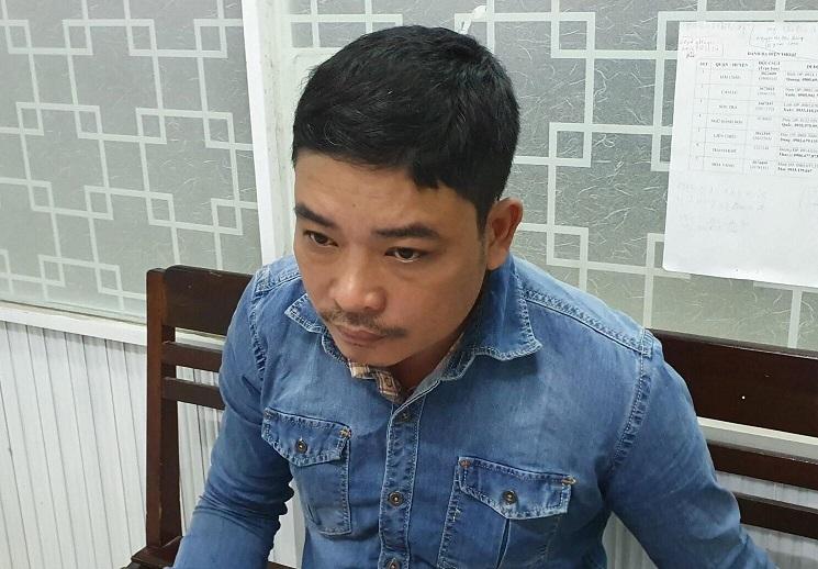 Chân tướng kẻ đập kính hàng loạt xế hộp trộm tiền ở Đà Nẵng - Ảnh 1.