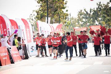 Gần 13.000 VĐV dự Giải Marathon Quốc tế TP.HCM Techcombank 2019
