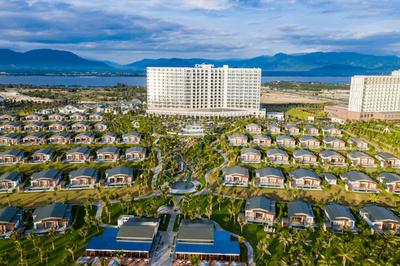 Thêm 2 khu nghỉ dưỡng 5 sao mở cửa đón khách ở bãi Dài Cam Ranh