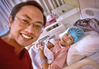 MC VTV Phí Linh sinh con đầu lòng đúng khoảnh khắc U22 Việt Nam đạt HCV