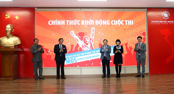 MOS World Championship-Vietnam 2020 launched