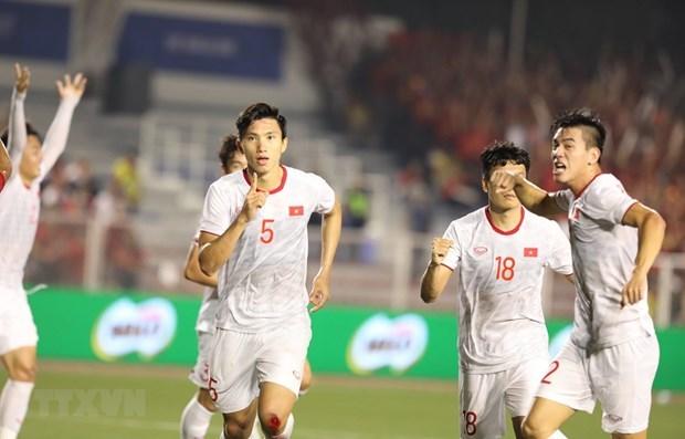 Sea Games 30: Asia media praise Vietnamese football's historic win