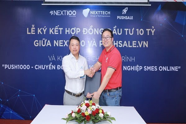 Next100 provides VND10b for tech startup