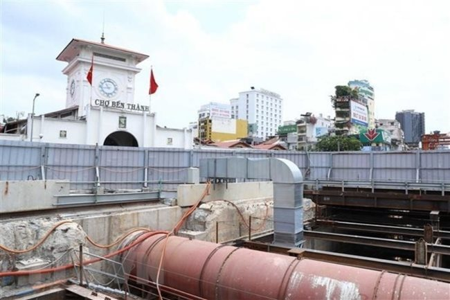 HCMC seeks US$1.3 billion from central Gov't to fund metro construction