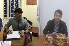 Bắt 3 đối tượng ở Hà Tĩnh nổ pháo ăn mừng U22 Việt Nam