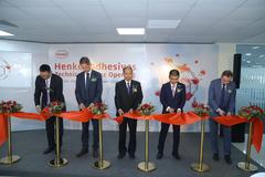 Henkel khai trương Trung tâm kỹ thuật keo & chất kết dính tại Việt Nam
