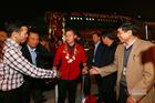 Những nhà vô địch SEA Games 30 về đến Hà Nội