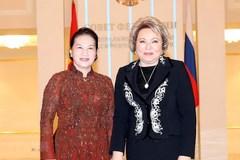 Chủ tịch QH phát biểu tại phiên họp toàn thể Hội đồng Liên bang Nga