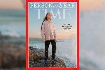 Time tôn vinh nhà hoạt động tuổi teen là 'Nhân vật của năm'