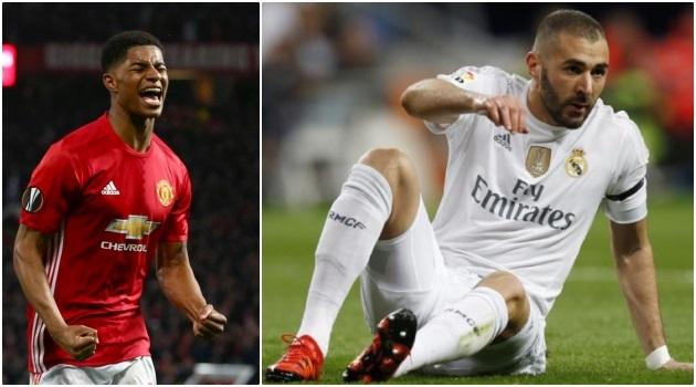 MU vung tiền thay Pogba, Real Madrid ve vãn Rashford