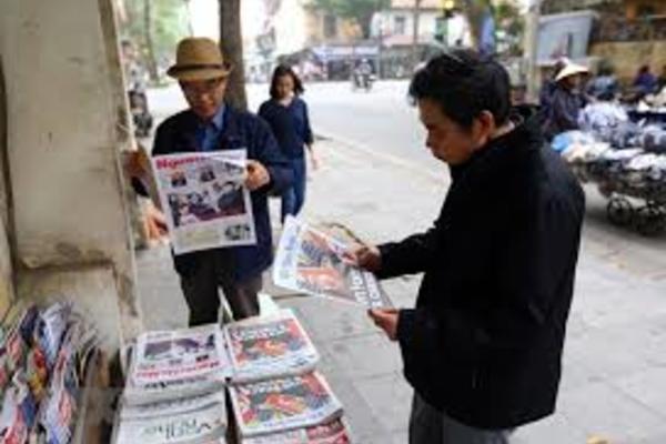 human rights,mass media,vietnam