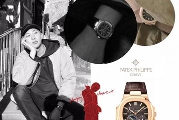 Trưởng nhóm BTS mua đồng hồ gần 2 tỷ