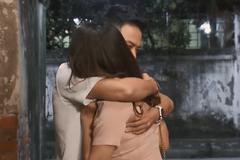 'Hoa hồng trên ngực trái' tập 38, San có bầu với Khang, Bảo cưỡng hôn Khuê