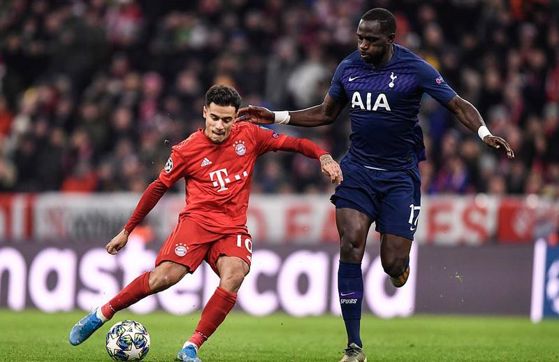Mourinho cùng Tottenham ăn trái đắng trên sânBayern