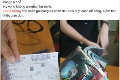 Không đặt mua hàng, cô hiệu trưởng mất nửa triệu đồng cho mớ... giẻ lau, giấy lộn