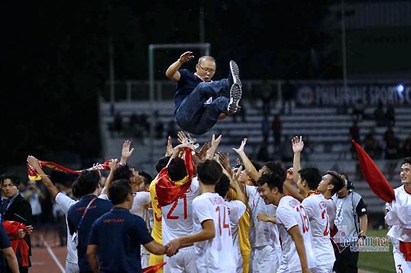 U22 Việt Nam giành HCV SEA Games: Từ hoài nghi đến chiến công rực rỡ