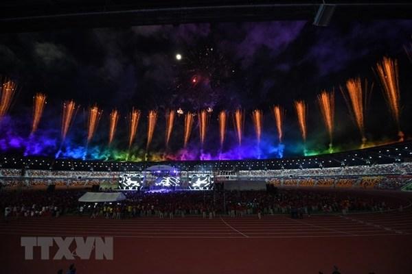 SEA Game 30: Curtain falls, SEA Games flag goes to Vietnam