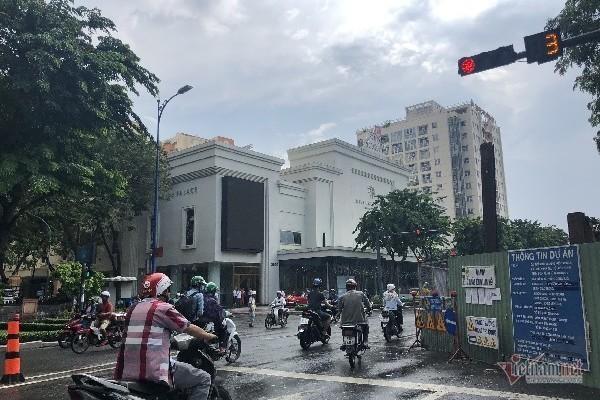 Kiên quyết cưỡng chế nhà hàng tiệc cưới xây trái phép ở Sài Gòn