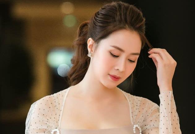 Hồng Diễm 'Hoa hồng trên ngực trái': Cám ơn anh Quỳnh đã tát tôi chảy nước mắt