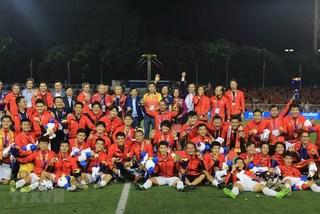 SEA Games 30 marks fine success for Vietnam