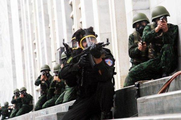 Công an TP.HCM diễn tập chống khủng bố quy mô hơn 4 ngàn người