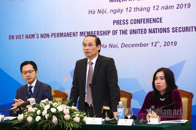 Việt Nam nắm giữ trọng trách tại Liên hợp quốc ngay tháng 1